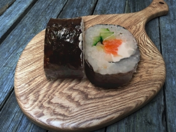 Футо с лососем